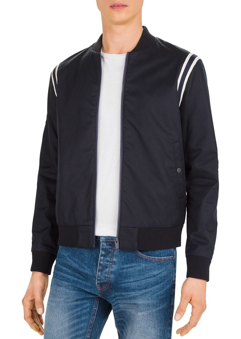 The Kooples Fabro Bomber Jacket