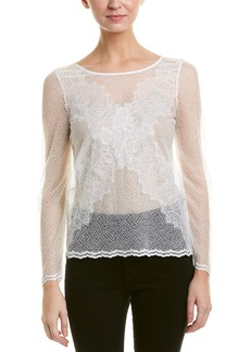 The Kooples Full Lace Top