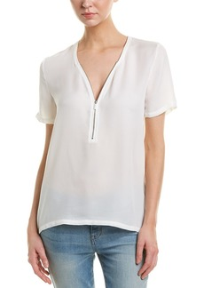 The Kooples Georgette Silk Top