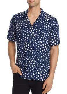 The Kooples Graphic Bubbles Regular Fit Shirt - 100% Exclusive