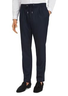 The Kooples Heavy Seams Pull-On Slim Fit Trousers