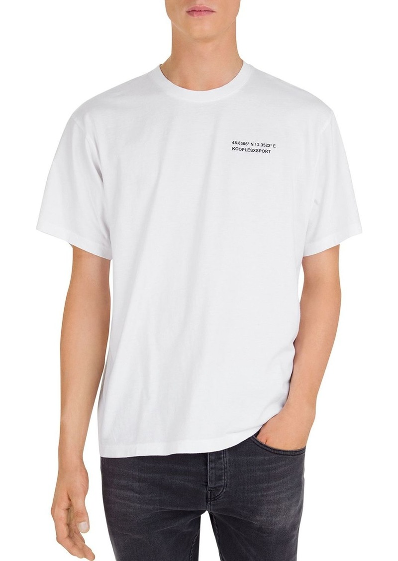 The Kooples Logo Tee