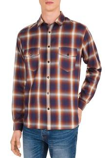 The Kooples Lumberjack Checks Regular Fit Shirt