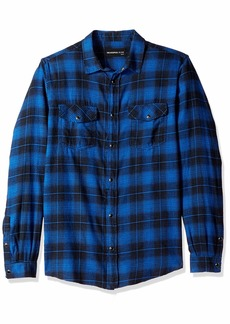 The Kooples Men's Men's Button-Down Check Shirt
