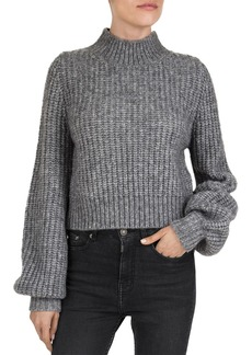 The Kooples Merino Wool-Blend Turtleneck Sweater