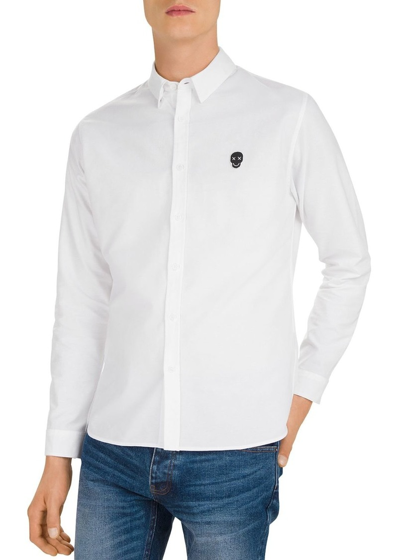 The Kooples Oxford 2.0 Slim Fit Shirt