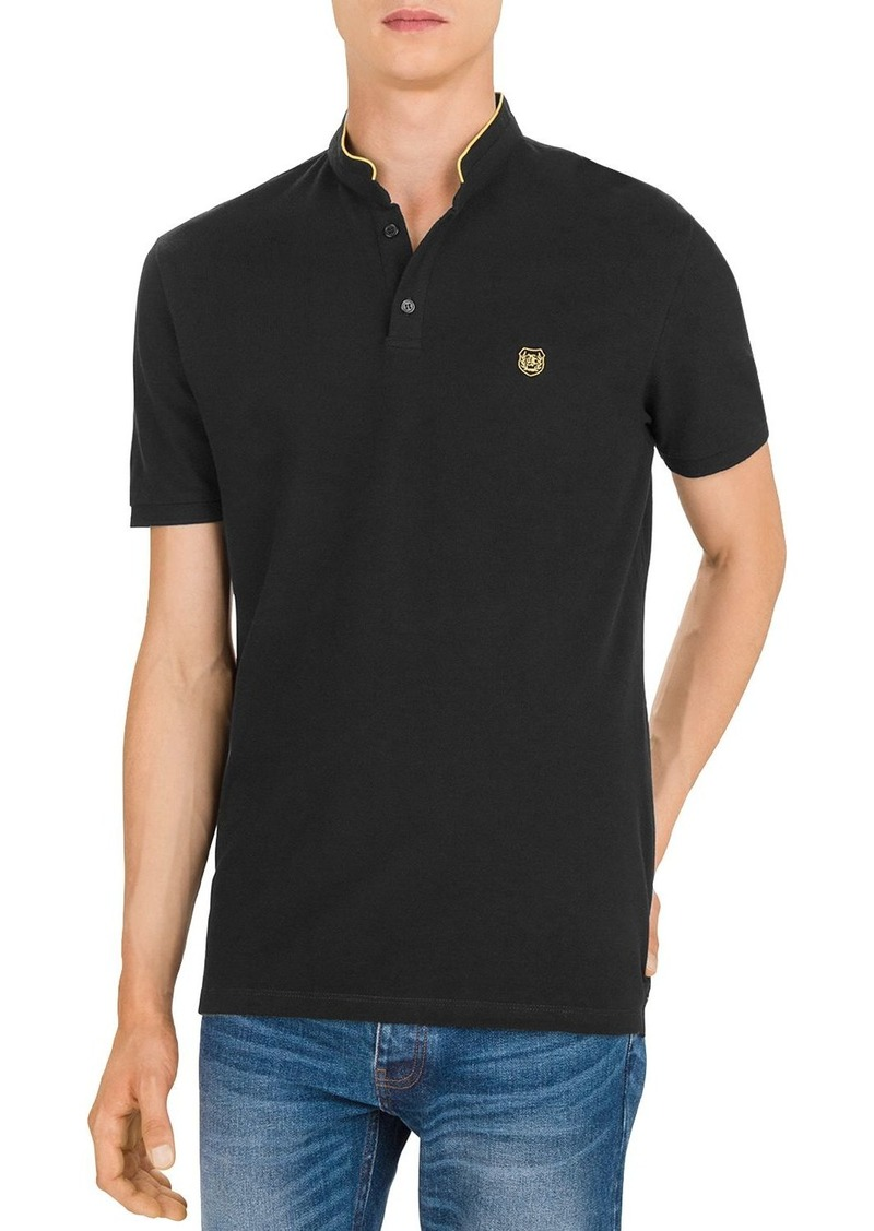 The Kooples Piqu� Regular Fit Polo Shirt
