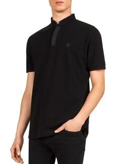The Kooples Piqu� Slim Fit Polo Shirt