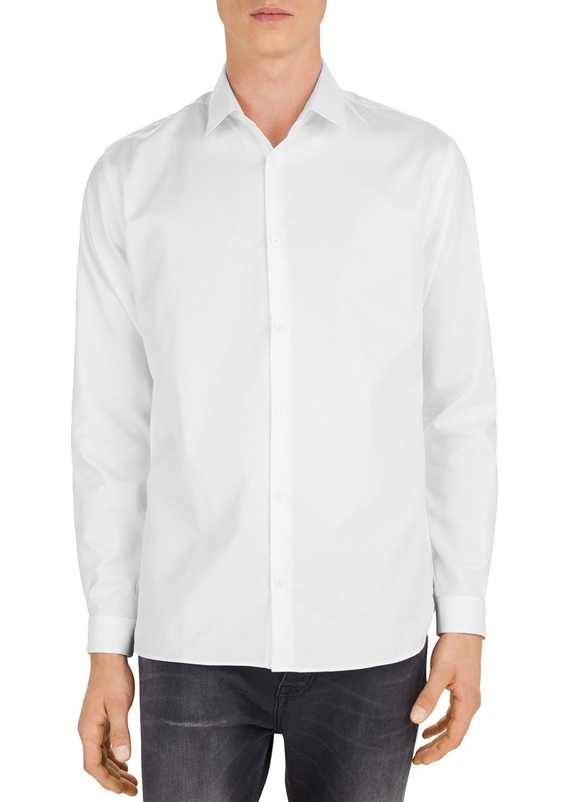 The Kooples Piqu� Slim Fit Shirt