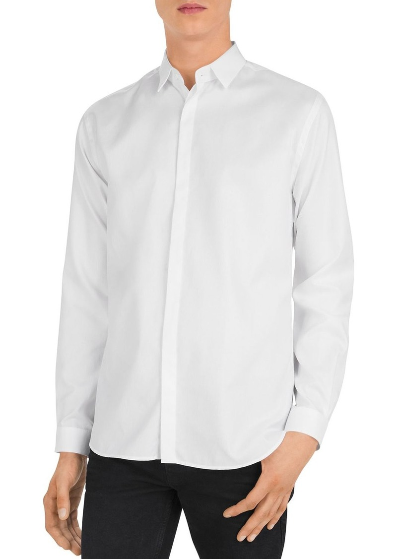 The Kooples Slim Fit Button-Down Shirt