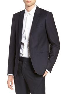 The Kooples Slim Fit Suit Jacket