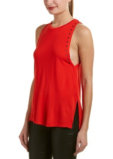 The Kooples Sport Studded Tank