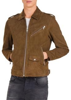 The Kooples Suede Jacket