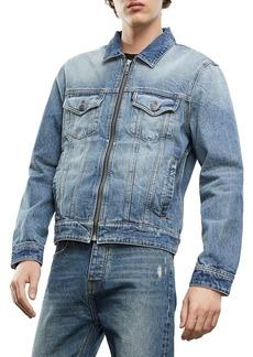 The Kooples Victor Denim Jacket