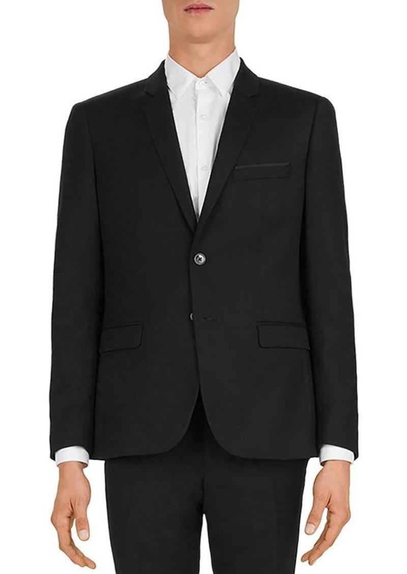 The Kooples Warm Slim Fit Blazer