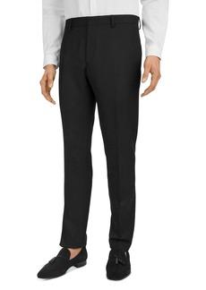 The Kooples Warm Wool Slim Fit Suit Pants