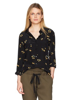 The Kooples Women's Popcorn Flower Print Shirt