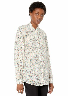 The Kooples Women's Women's Button-Down Shirt in a Confetti Print