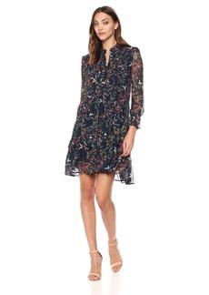 The Kooples Women's Women's Floral Bird Print Dress