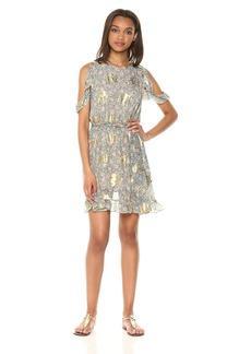 The Kooples Women's Women's Floral Silk Dress