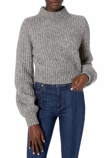 The Kooples Women's Women's Pullover Sweater with Balloon Sleeves