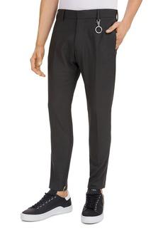 The Kooples Zip-Hem Slim Fit Trousers