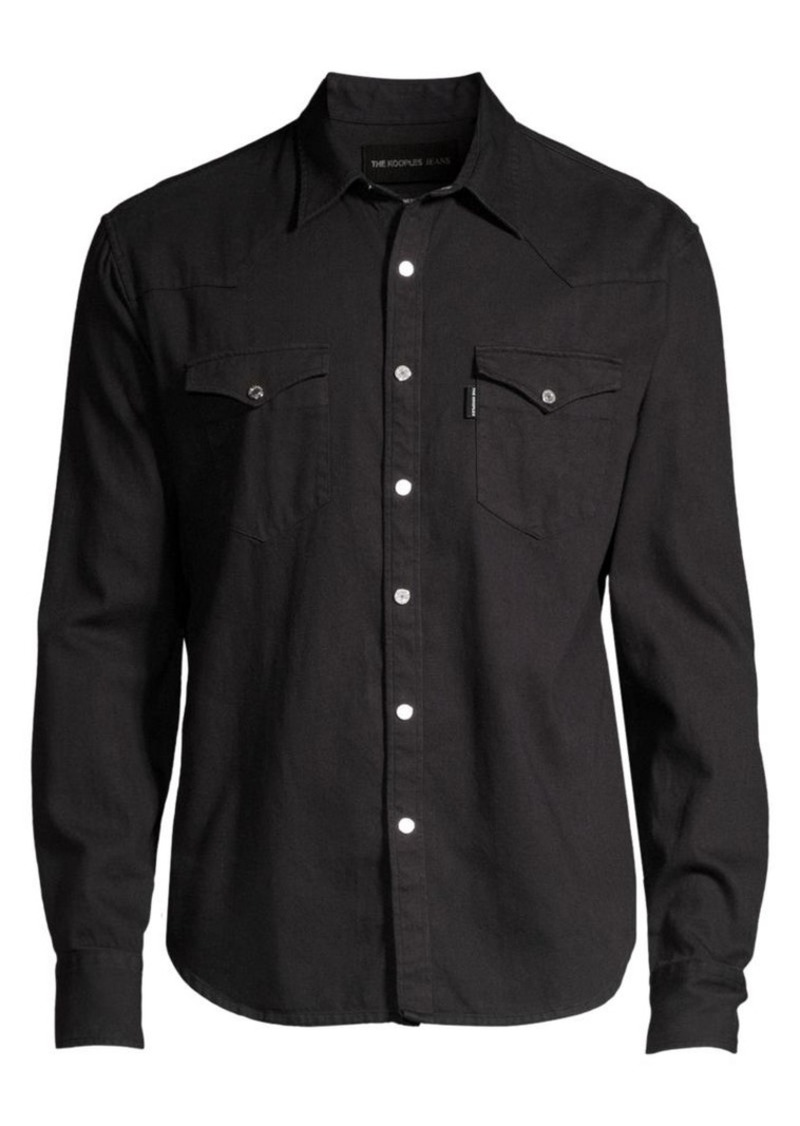 The Kooples Western Shirt