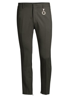 The Kooples Zip Cuff Trousers