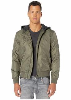 The Kooples Zip-Up Jacket w/ Hood