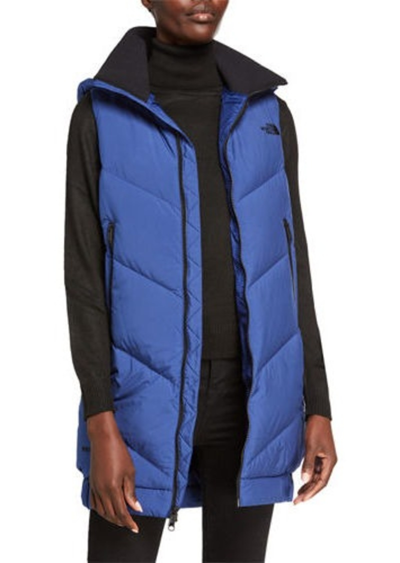 The North Face Albroz Puffer Vest w/ Hood