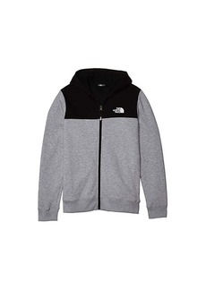 The North Face Back To School Full Zip Hoodie (Little Kids/Big Kids)
