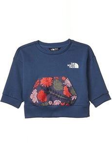 The North Face Back To School Short Sleeve Pullover (Little Kids/Big Kids)