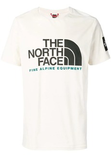 The North Face basic logo T-shirt