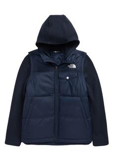 Boy's The North Face Gordon Lyons Varsity Vest Jacket