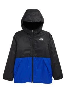 Boy's The North Face Kids' Warm Storm Waterproof Hooded Rain Jacket (Big Boy)
