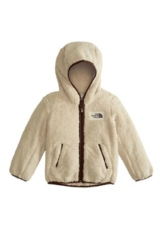 The North Face Campshire Hooded Sherpa Fleece Jacket