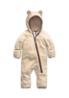 The North Face Campshire Sherpa Fleece Hooded Coverall