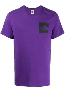 The North Face chest logo T-shirt
