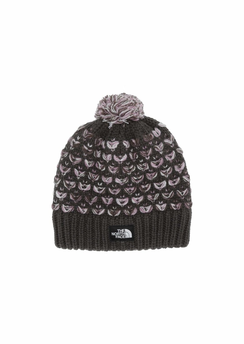 The North Face Chunky Pom Beanie (Little Kids/Big Kids)