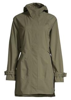 The North Face City Breeze Rain Trench Coat