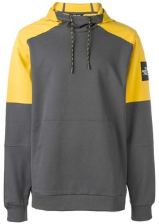 d1481f2f5 The North Face contrast panel hoodie