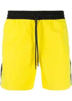 The North Face contrast side panel shorts