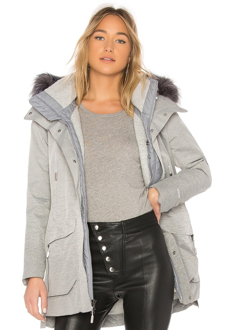 4ce444e96231 On Sale today! The North Face Cryos GTX Faux Fur Jacket