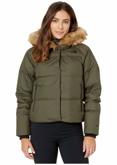 The North Face Deallo Down Crop Jacket