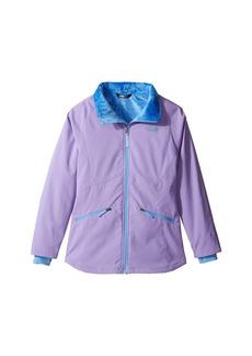 The North Face Girls' Mossbud Softshell Jacket (Little Kids/Big Kids)