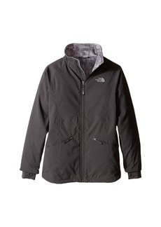 The North Face Girls' Mossbud Softshell Jacket (Little Kids/Big Kids)