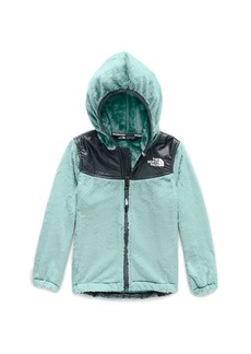 The North Face Girl's Oso Fleece Hooded Jacket  Size 2-4T