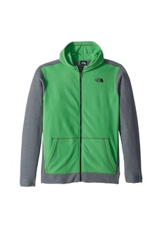The North Face Glacier Full Zip Hoodie (Little Kids/Big Kids)