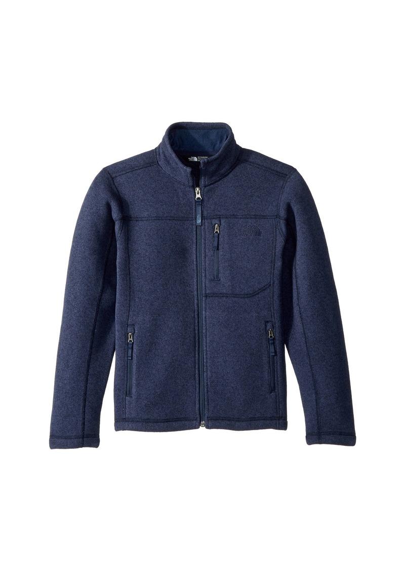aa2099f43 The North Face Gordon Lyons Full Zip (Little Kids/Big Kids) | Outerwear