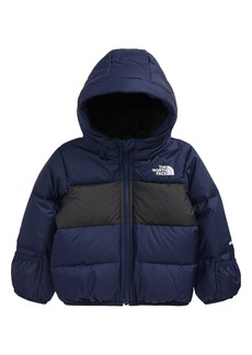 Infant Boy's The North Face Moondoggy Water Repellent 550 Fill Power Down Puffer Jacket